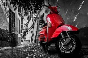 vendre un scooter d'occasion